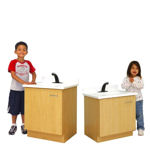 Food Hutch for Pre-Schools or Child Care Center. The Hatteras Collection